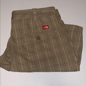 The North Face Mendocino Plaid Shorts